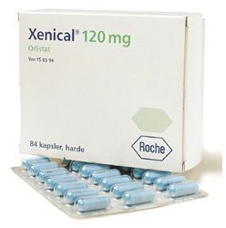 How to take xenical diet pill