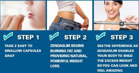 How does Zendaslim work