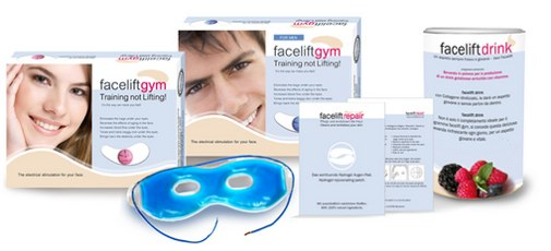 facelift Gym Product range
