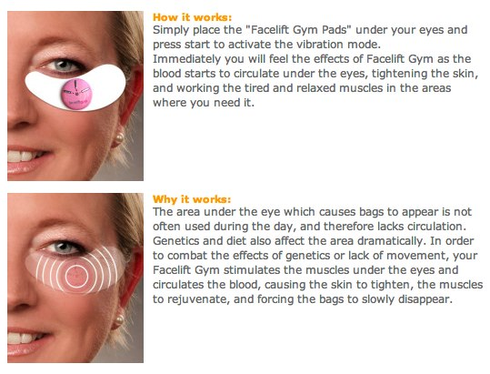 How Facelift Gym works