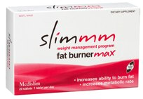 Slimmm Fat Burner Max review
