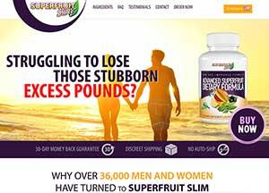 Superfruit Slim Australian website