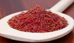 Red Yeat Rice lowers cholesterol