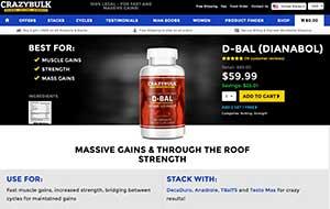 D-bal website