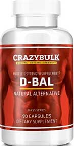D-Bal mimics the effects of Methandrostenolon,