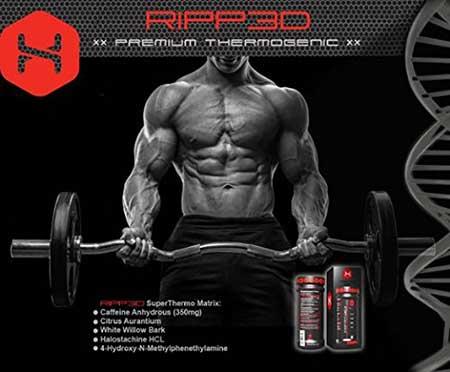 Ripp3D Fat Burner