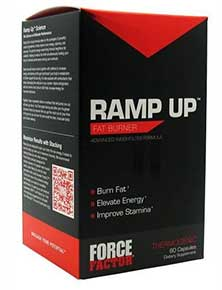 Ramp-up fat burner