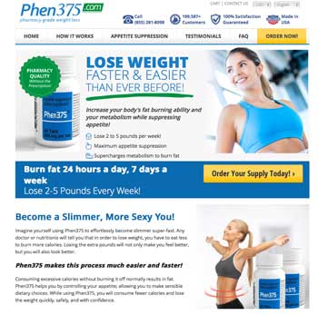 Phen375 Australian website