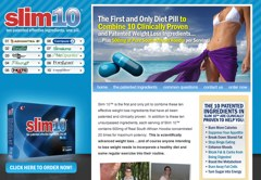 Australia Slim 10 Website