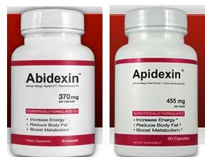 Apidexin Abidexin what are the differences