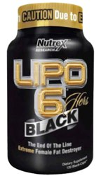 Lipo 6 Black review