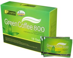 Leptin Green Coffee 800 Australia review