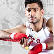 Amir Kahn uses thermobol