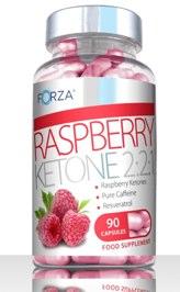 Forza Raspberry Ketone 2:2:1
