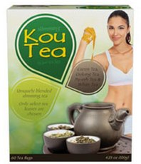 Kou Tea packet