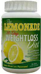 Lemonade 14 day diet pill
