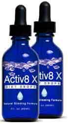 Active 8 X drops