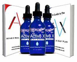 Active8 with AVX diet plan
