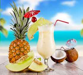 The Pina Colada Diet Plan