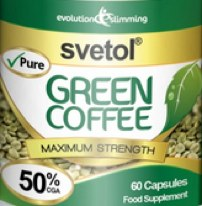Svetol Green Coffee Bean from Evolution Slimming