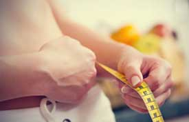 suppressing appetite and losing weight