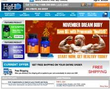 HGH.com website