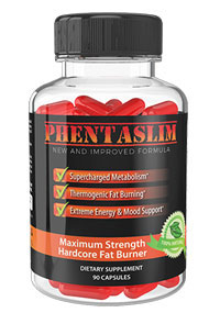 Phentaslim bottle