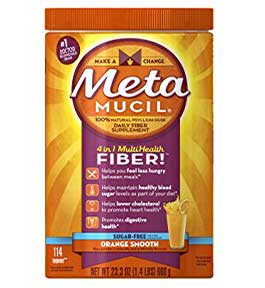 Metamucil Fiber Review