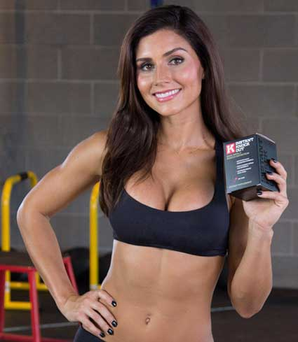 Alexia Clark Diet Pill